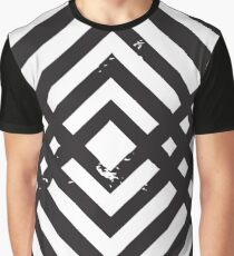 Geometric Diamonds 1 Graphic T-Shirt