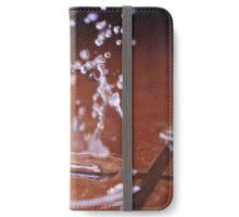 Water Droplet iPhone Wallet/Case/Skin