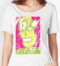 Snowstorm dude. Women's Relaxed Fit T-Shirt