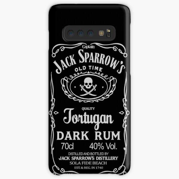 Captain jack sparrow's dark rum Samsung Galaxy Snap Case