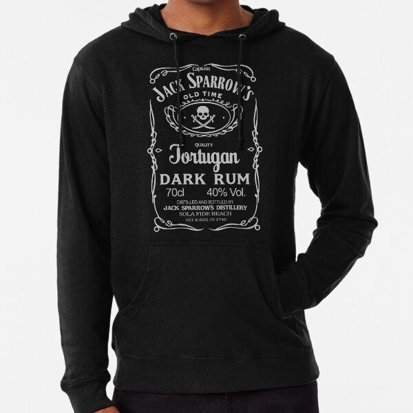 Captain jack sparrow's dark rum Lightweight Hoodie