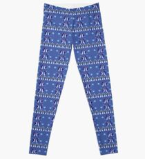 March of the penguins Leggings