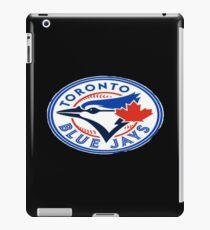 blue jays logo iPad Case/Skin