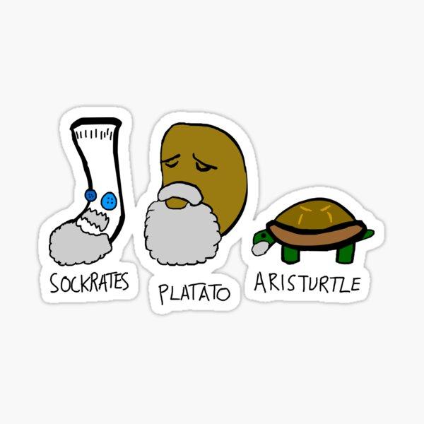 Philostuffers Sticker