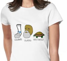Philostuffers Womens Fitted T-Shirt