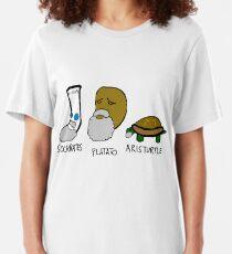 Philostuffers Slim Fit T-Shirt