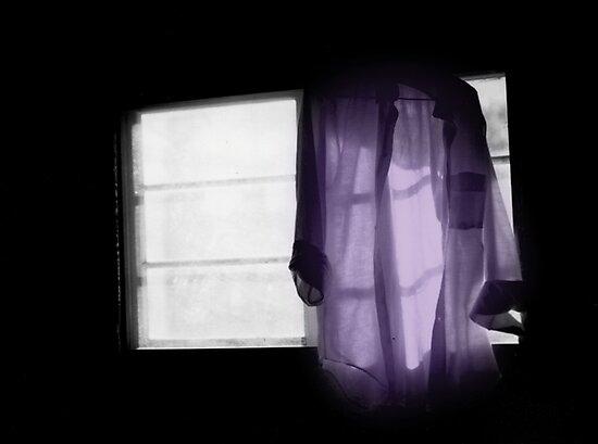 The Purple Shirt by Wayne King