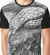 Pangolins with Scales Graphic T-Shirt