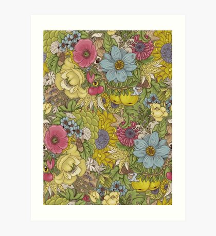 The Wild Side - Spring Art Print