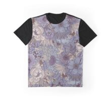 The Wild Side - Lavender Ice Graphic T-Shirt