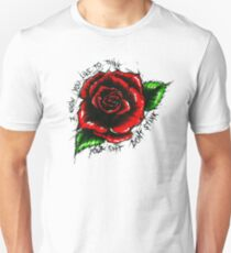 Smells Like Roses T-Shirt