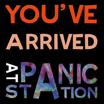 You've Arrived At Panic Station (Dark) de diegopc5