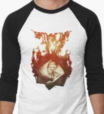 Claustrophobia Men's Baseball ¾ T-Shirt