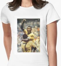 Pele Women's Fitted T-Shirt