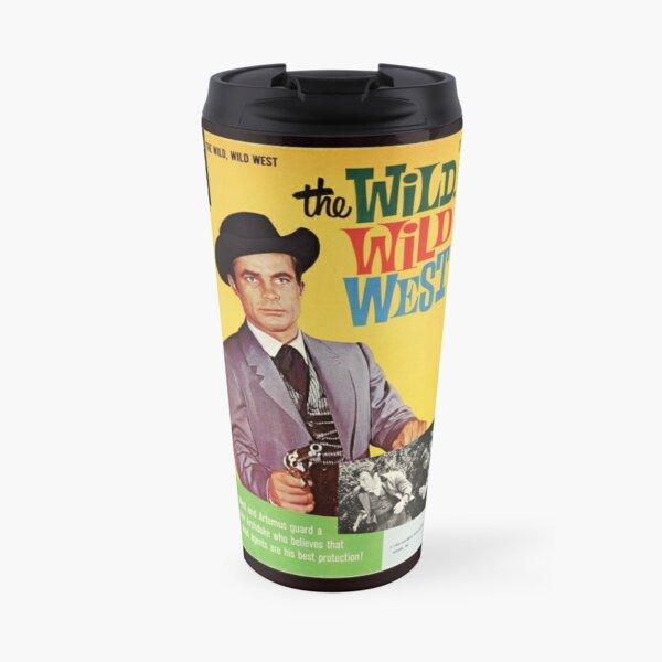 Wild Wild West Travel Mug