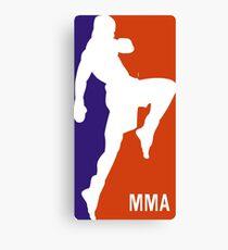 MMA Canvas Print