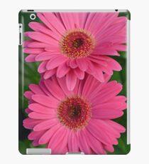 Pink spring gerbers iPad Case/Skin