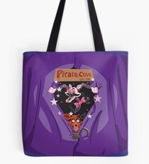We Love Foxy and Mangle Tote Bag
