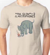 Die Mikrofone - Das Glühen pt 2 Slim Fit T-Shirt