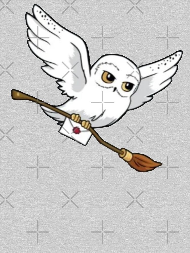 magical owl by Bigyork