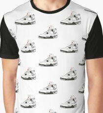jordans illustration Graphic T-Shirt