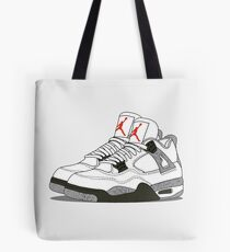 jordans illustration Tote Bag