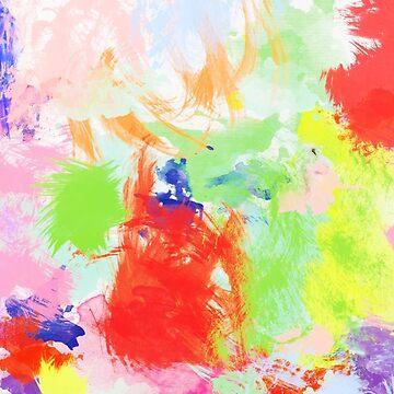 Watercolor Splash by merlinemrys