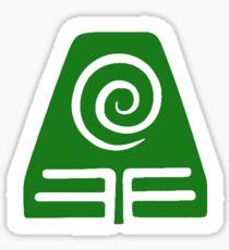 Earthbender Sticker