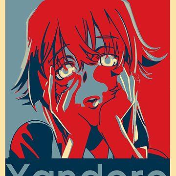 Yandere by Kitsuneace