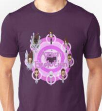 Azien's Evolution Chain Unisex T-Shirt