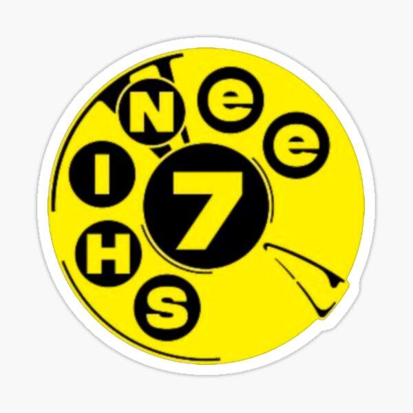 Shinee 7th album Don't call me Sticker