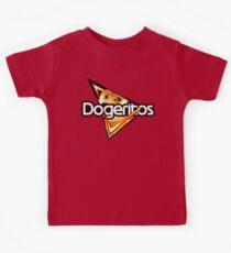 "Doritos ""Dogeritos"" Doge Logo Kids Clothes"