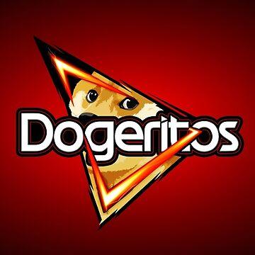 "Doritos ""Dogeritos"" Doge Logotipo de Doge21"