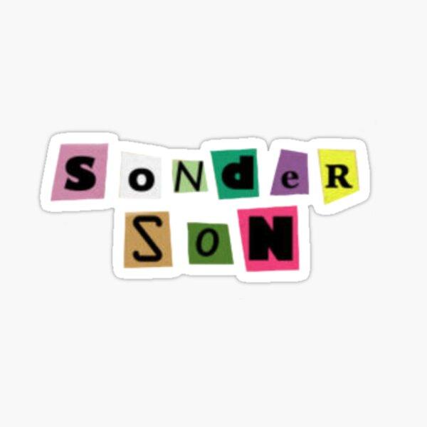 Brent Faiyaz-Sonder Son Sticker