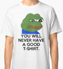 Feels Bad Man Classic T-Shirt