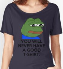 Feels Bad Man Women's Relaxed Fit T-Shirt
