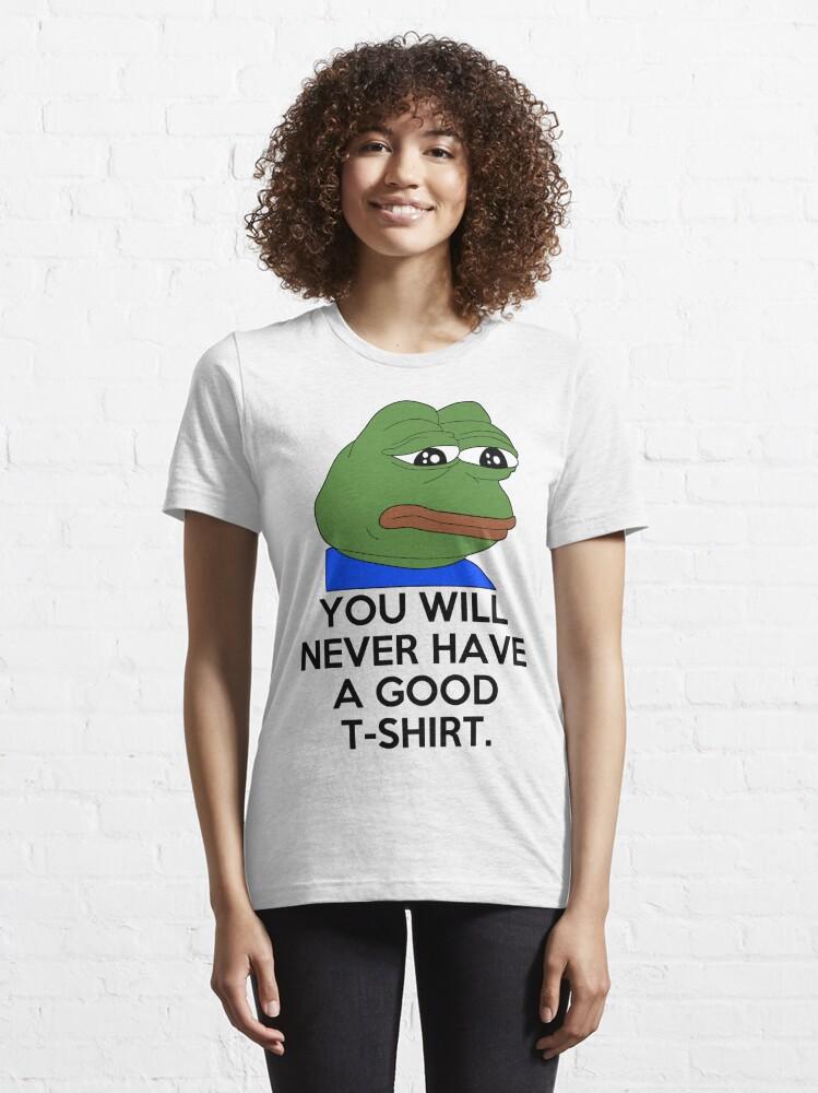 Alternate view of Feels Bad Man Essential T-Shirt