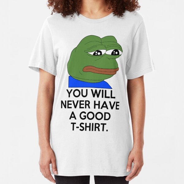 Feels Bad Man Slim Fit T-Shirt