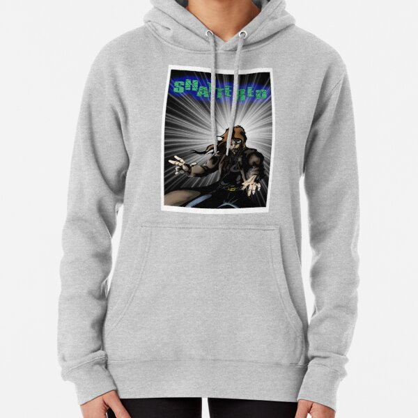 The Shattered Cover Job Pullover Hoodie
