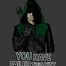 Failed This City by theartofm