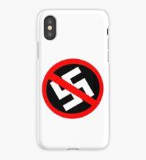Nazi Punks Fuck Off! iPhone Case