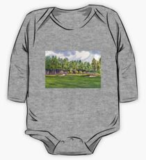 Pinehurst Golf Course One Piece - Long Sleeve