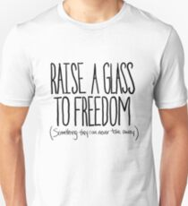 Raise A Glass T-Shirt