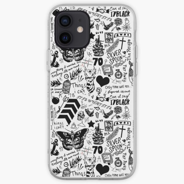 Tattoos 2015 iPhone Soft Case