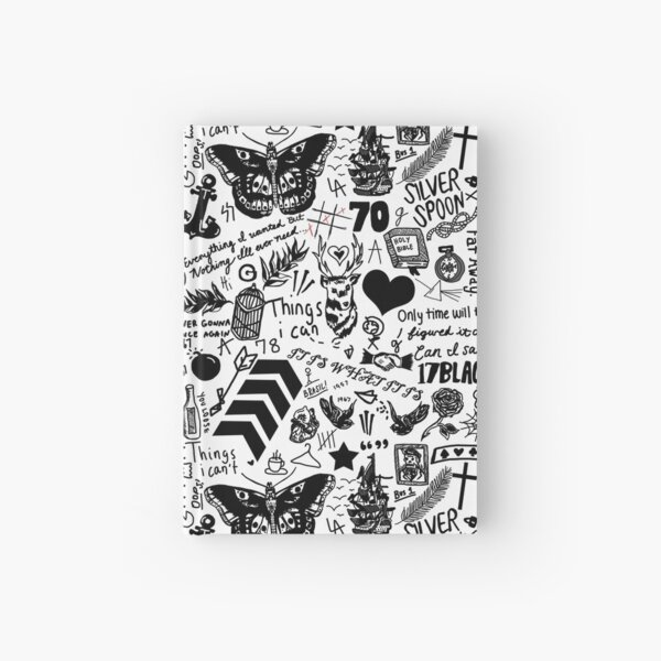 Tattoos 2015 Hardcover Journal