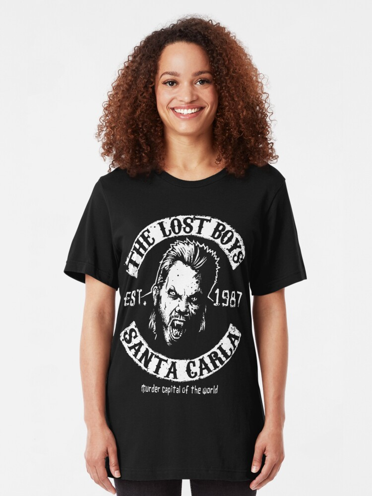 Alternate view of The Lost Boys Motorcycle Club Slim Fit T-Shirt