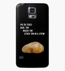 Potatoes Case/Skin for Samsung Galaxy