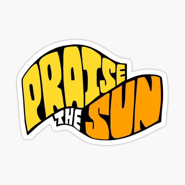 Praise It! Sticker