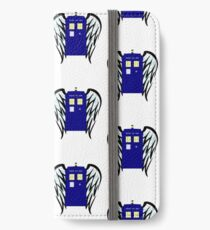The Angels Have The Phone Box iPhone Wallet/Case/Skin