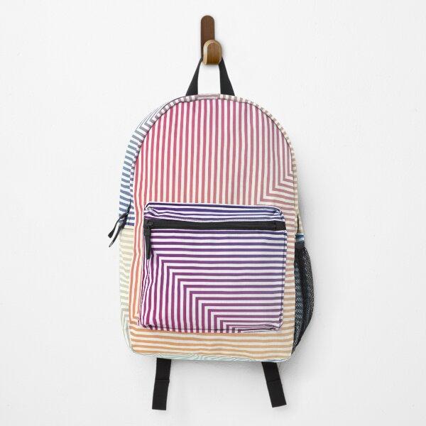 #Optical #Art #OpticalArt Backpack